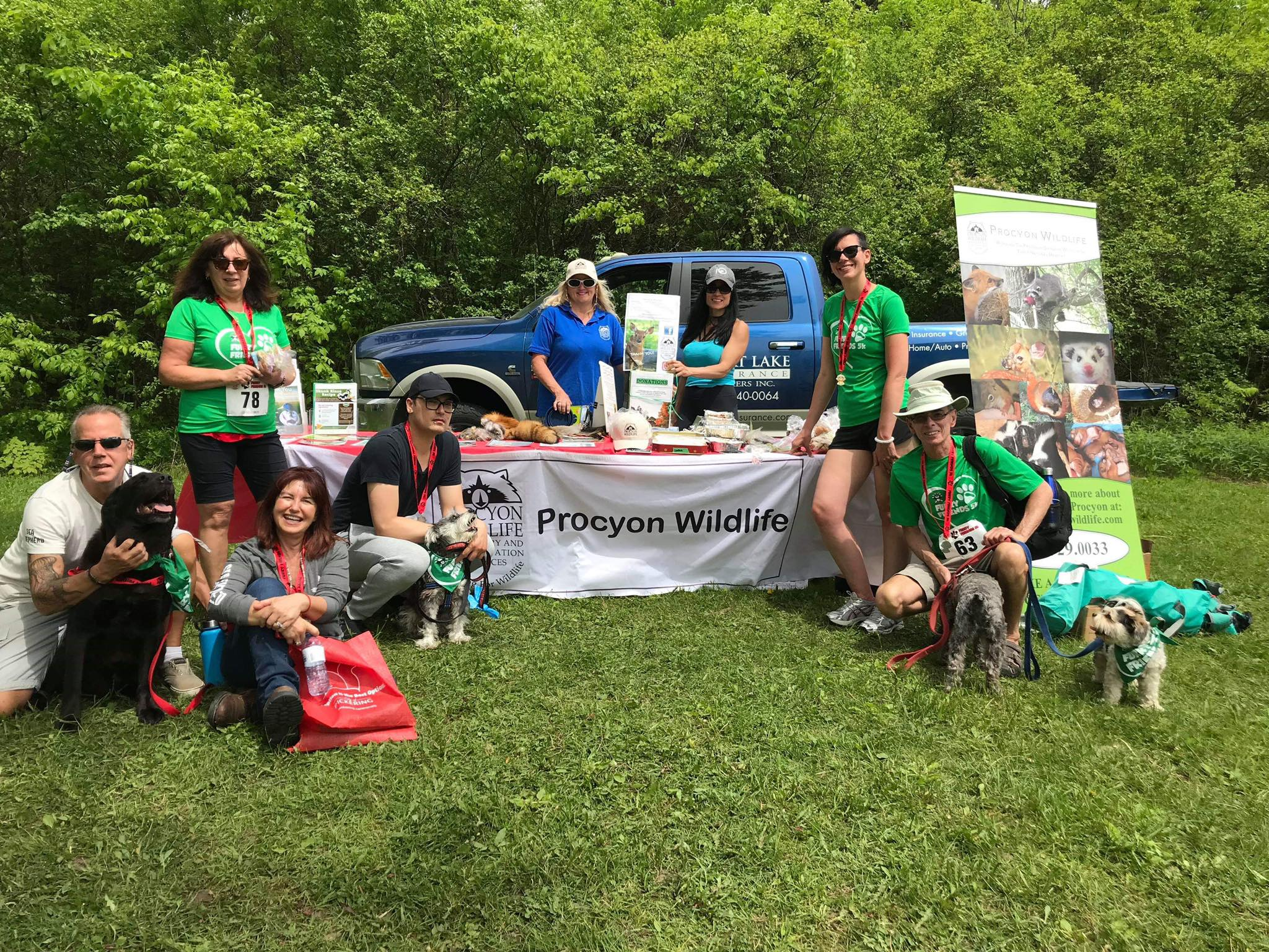 2019 Furry Friends 5K Walk In Bolton 1