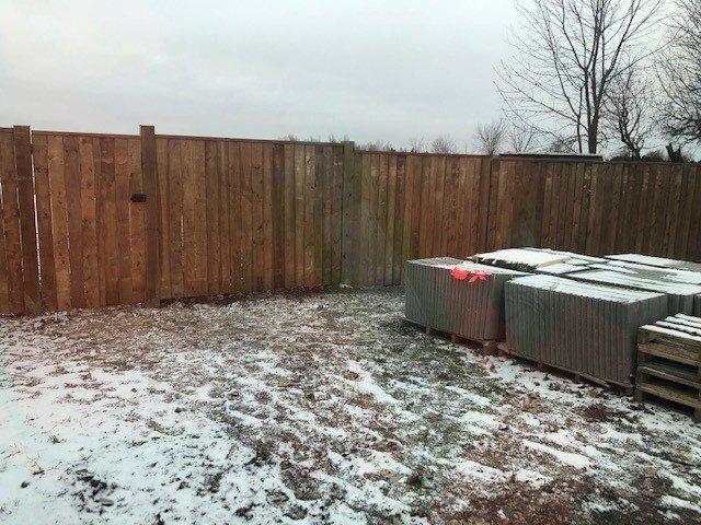 Outdoor Fencing 1