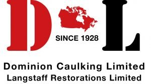 D&L Dominion Caulking Limited SINCE 1928 LOGO