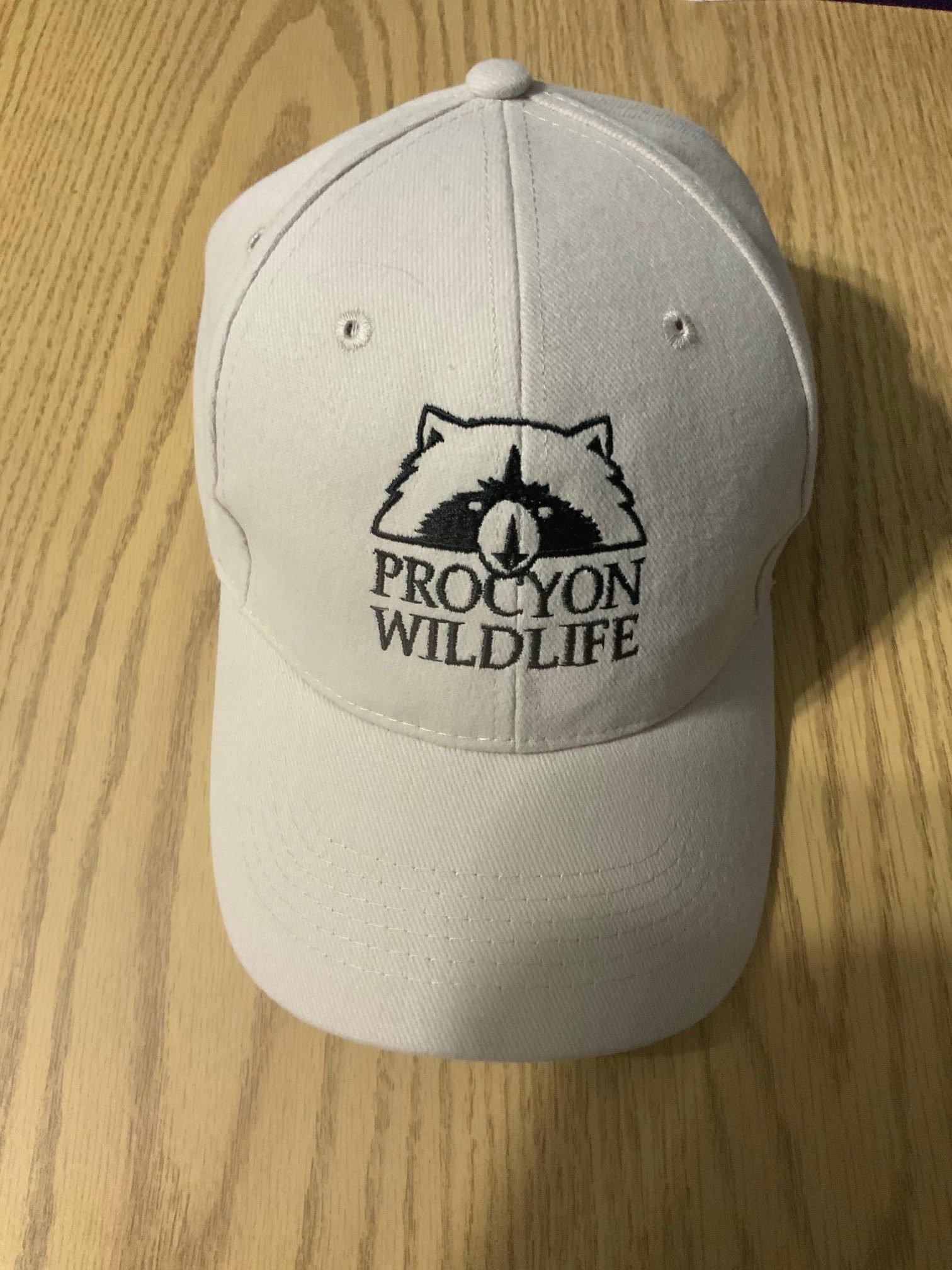 Baseball Hats - Procyon Wildlife