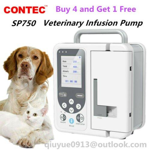 contec veterinary volumetric infusion pump iv