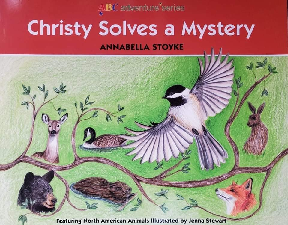 Christy Solves a Mystery by Annabella Stoyke